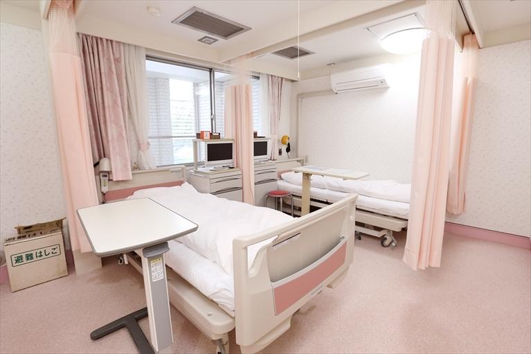 入院中のスケジュール